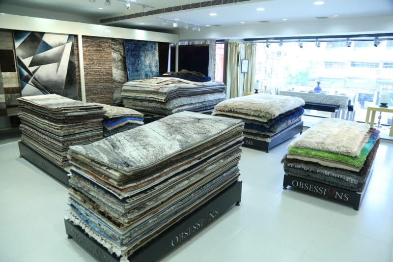 10 popular types of Carpets at Darpan Furnishings
