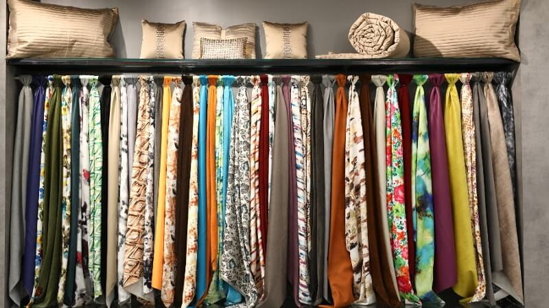 250 curtain styles at Darpan Furnishings min