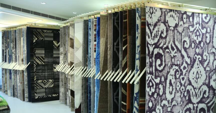 500 designs largest carpet collections at Darpan Furnishings