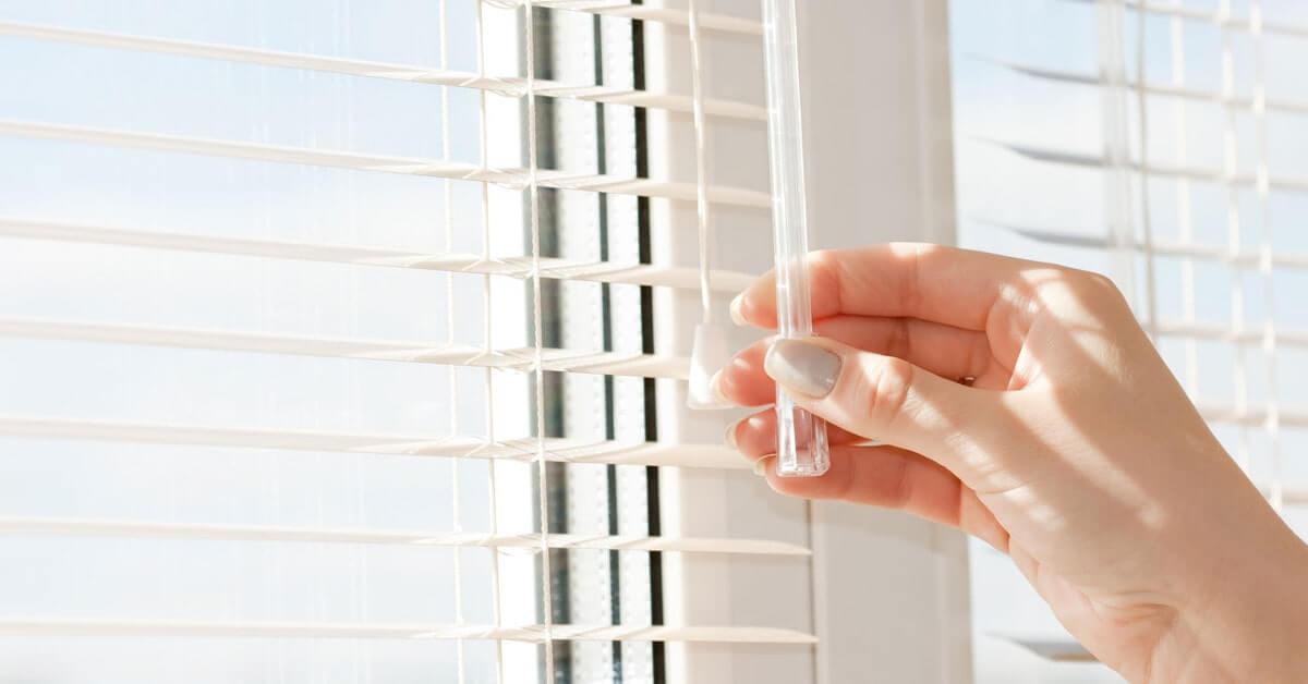 modern window blinds