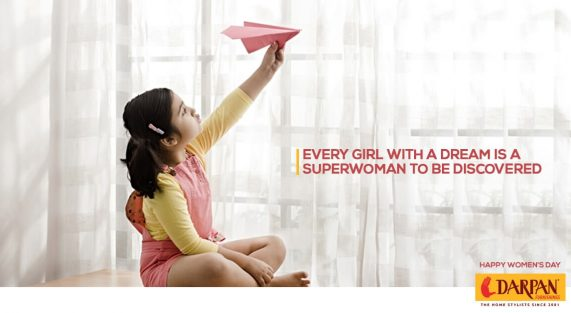 Darpan Womens Day FB Post min